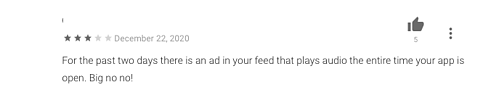 Interruptive ads 2